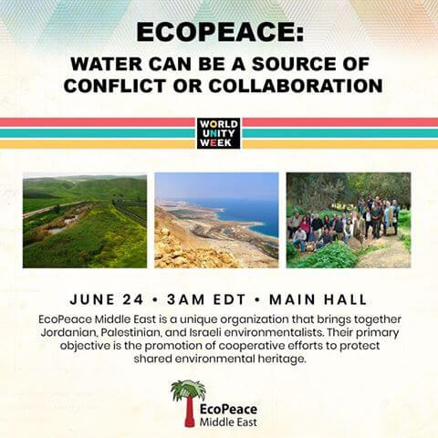 EcoPeace Featured Event