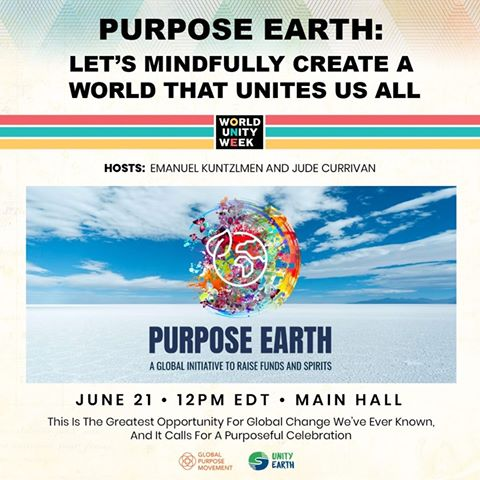 Purpose Earth Featured Event