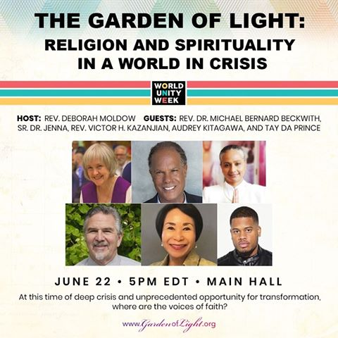 The Garden of Light Featured Event