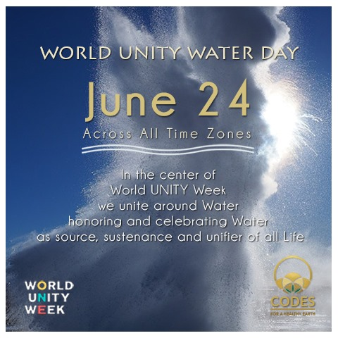 World UNITY Water Day Featured Event