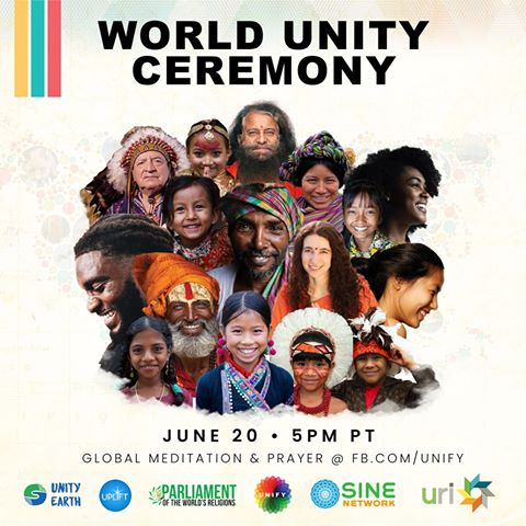 World Unity Ceremony Featured Event