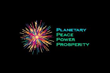 Planetary Peace, Power, and Prosperity Legacy Foundation Logo